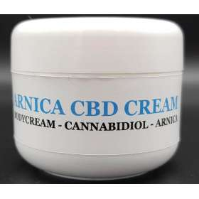 Arnica and CBD Cream for Muscle Pain - Cannabis King