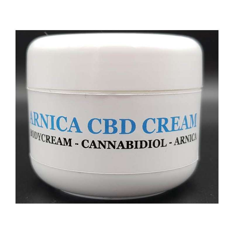 Muscle pain cream - CannabisKing