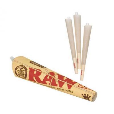 1 1/4 Cones - Raw