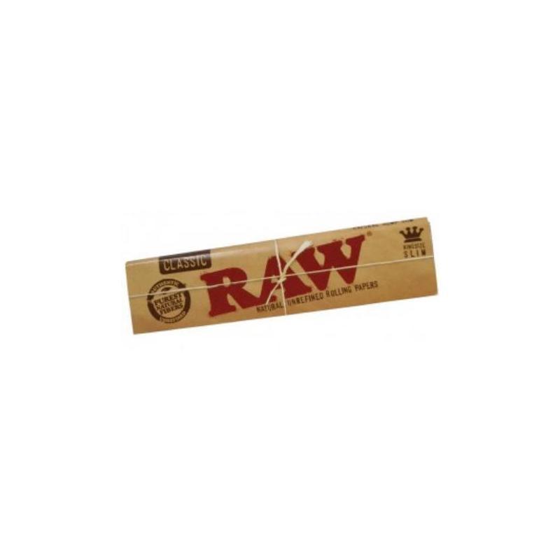 Feuilles à rouler slim - Raw