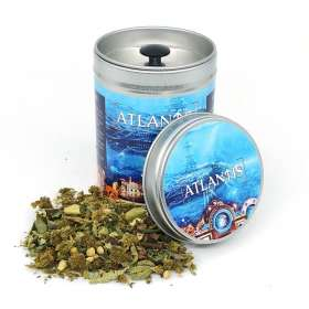CBD Tea Infusion - Atlantis - Nine Worlds