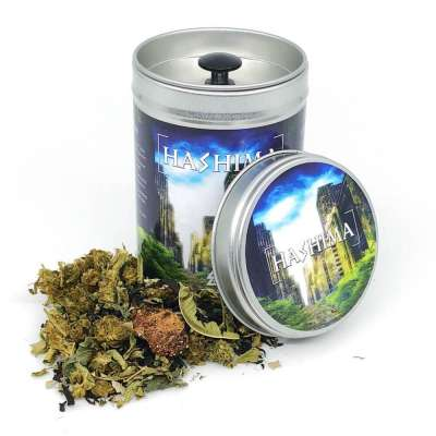 CBD Tea Infusion - Hashima - Nine Worlds
