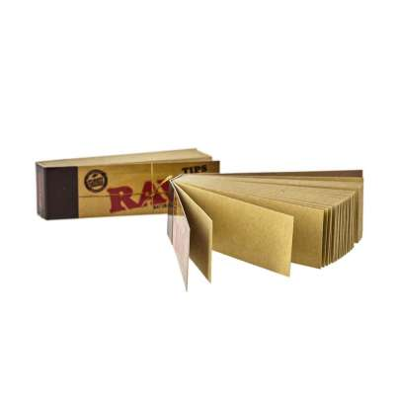 Paperboard Filter Tip - RAW