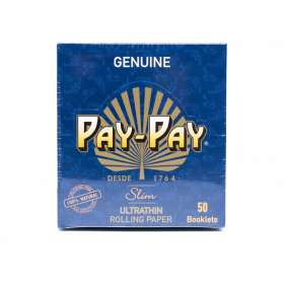 Zigarettenpapier Classic Slim Box - Pay-Pay