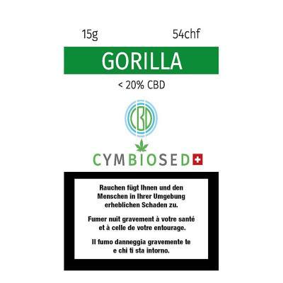 Gorilla - CYMBIOSED
