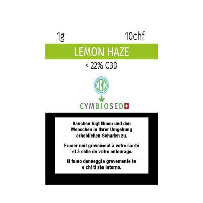 Lemon Haze - CYMBIOSED