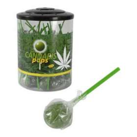 Lollypop Chanvre - Cannabis Pops