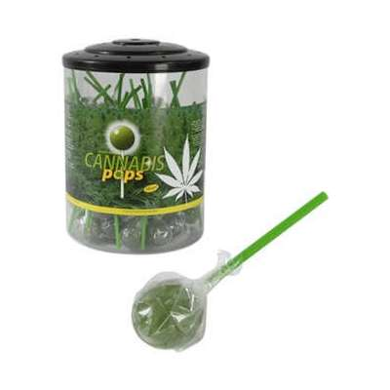 Lollypop Hemp - Cannabis Pops