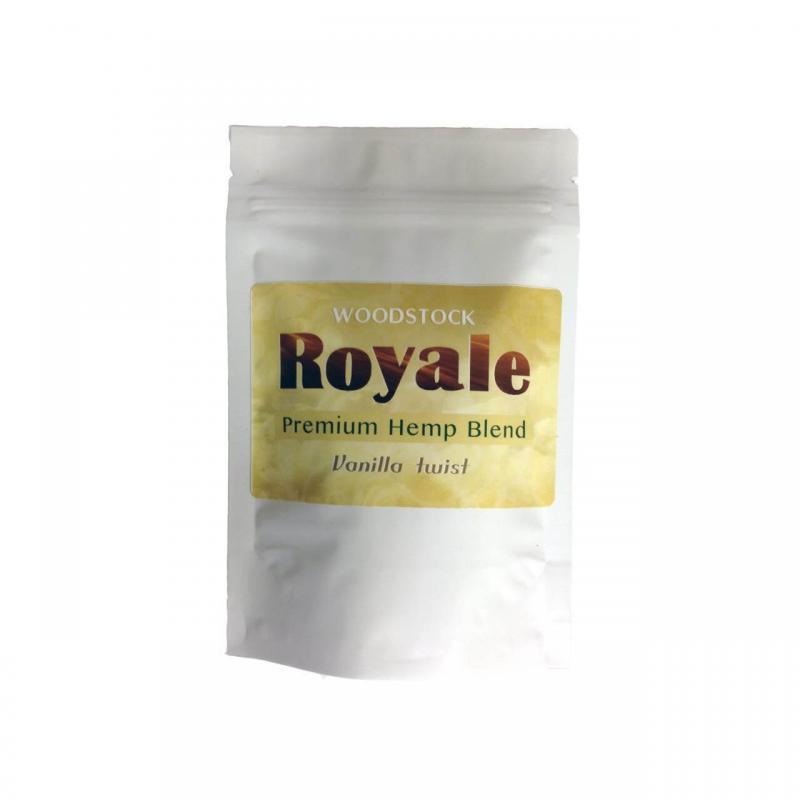 Vanilla Twist - Woodstock Royale