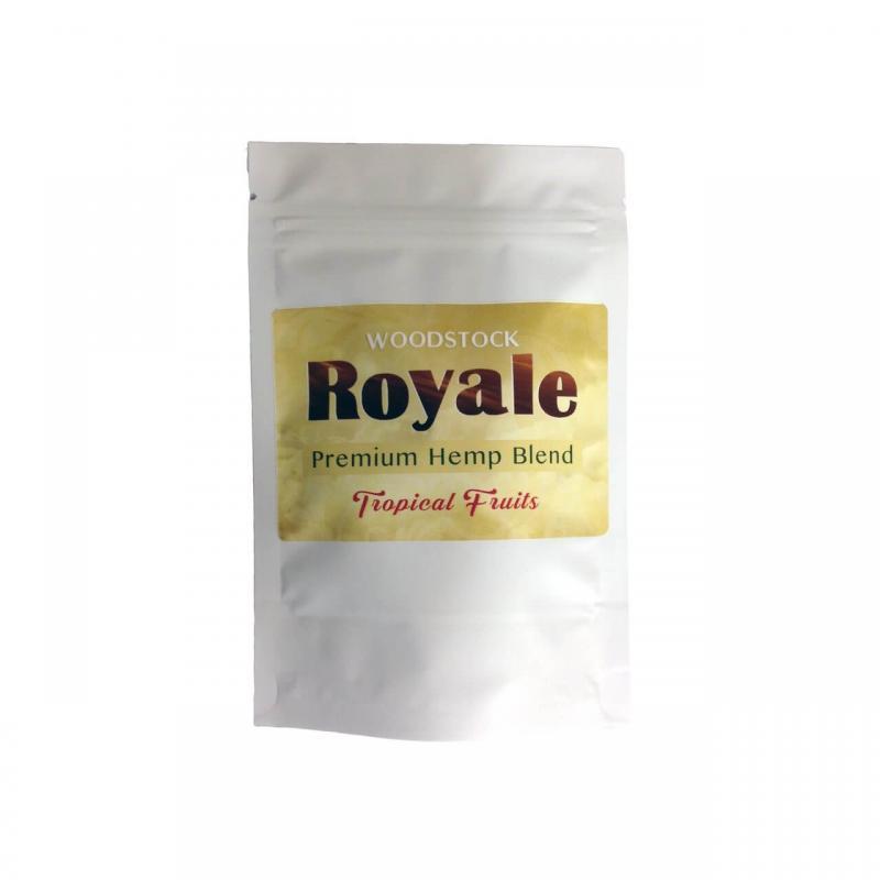 Tropical Fruits - Woodstock Royale