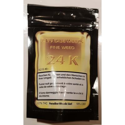 24K Fine Weed - Paradise Weeds
