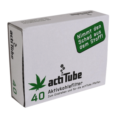 Aktivkohlefilter ActiTube - Large
