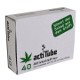 Activated carbon filters actif- 40pces ActiTube - Large