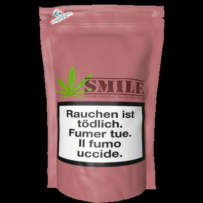 Strawberry Grass - Smile - Schweizer CBD Blüten