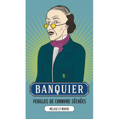 Hemp tea Banquier - Licht Witz