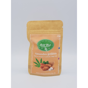 Roasted almonds - Swiss Weed Corp