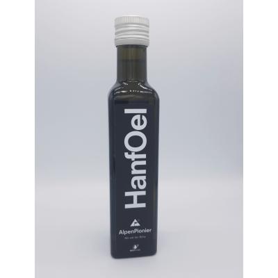 Organic hemp oil - AlpenPionier