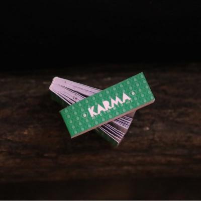 Filtres avec graines - Karma, Filtres