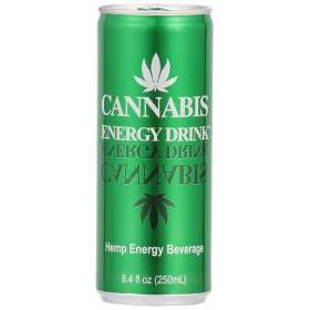 Cannabis - Energy drink with cannabis