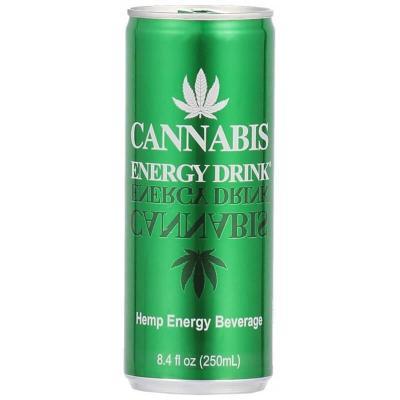 Cannabis - Boisson énergisante au cannabis
