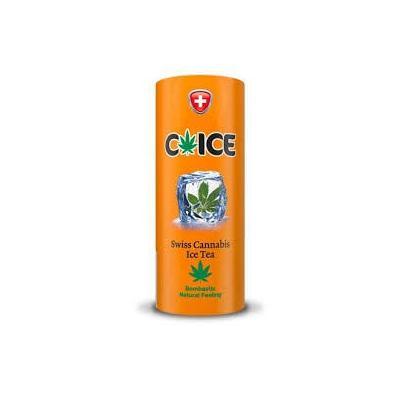 C-Ice - Thé froid au cannabis