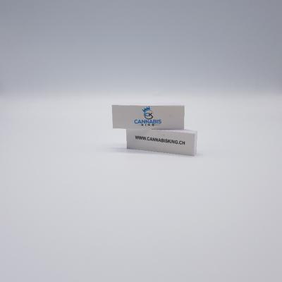 Filtres en carton blanc - Cannabis King