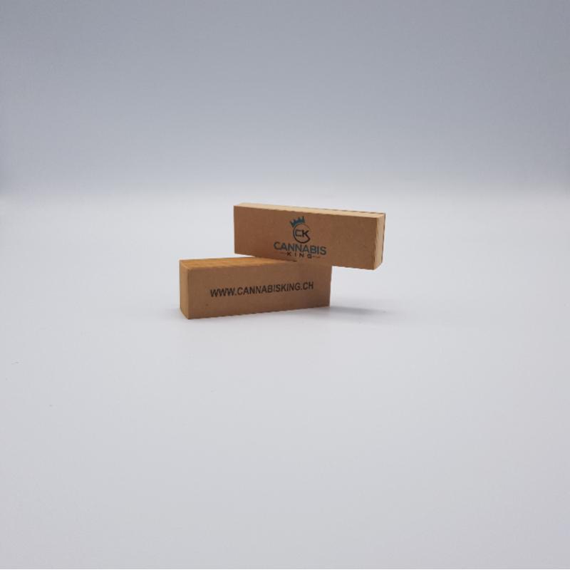 Filtres en carton recyclé - Cannabis King
