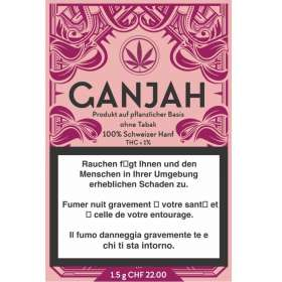 Jahvina Ganjah - Cannasuisse