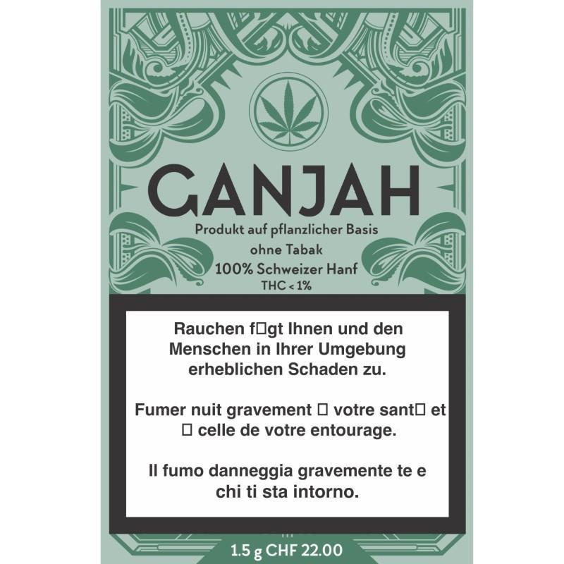 Curly Genie Ganjah - Cannasuisse