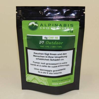 V1 Outdoor - Alpinabis