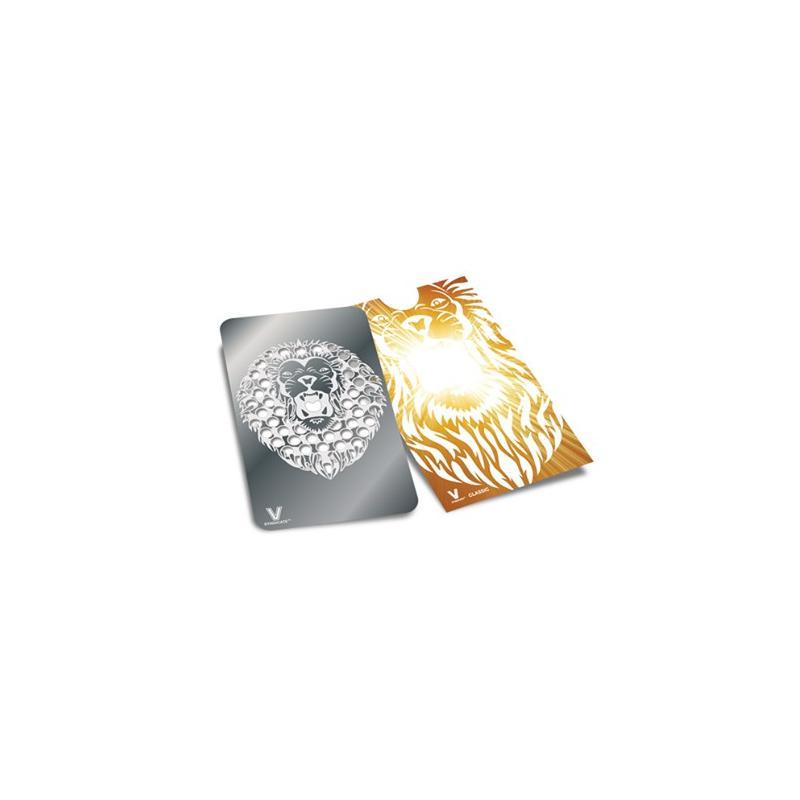 Grinder Card Roaring Lion - V Syndicate