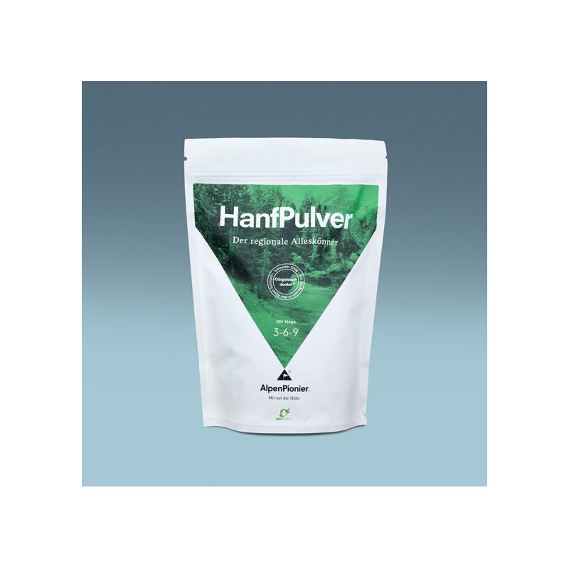 HanfPulver - AlpenPionier, Power Food
