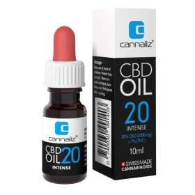 CBD Oil 20% - Cannaliz