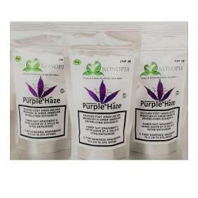 Purple Haze - Biokonopia, CBD flowers