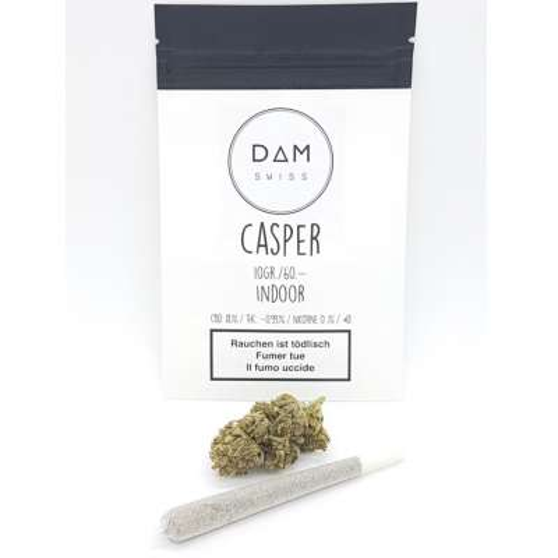 Casper - Dam Swiss