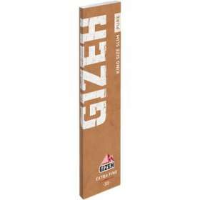 Zigarettenpapier + Filter - Gizeh King Size Slim Pure