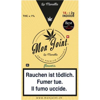 La Monella - Mon Joint