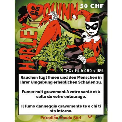 Harley Quinn - Paradise Weeds - Swiss CBD