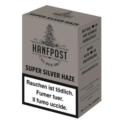 Hanfpost Super Silver Haze Indoor - CBD flowers