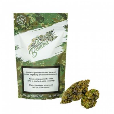 La Bomba - Urban Pharm - Cannabis CBD