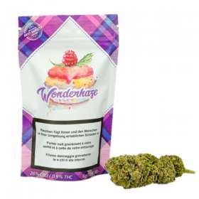 Wonderhaze - Urban Pharm - Cannabis CBD