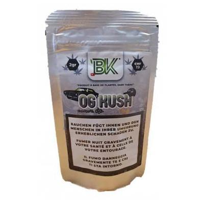 OG Kush - Biokonopia - Cannabis CBD, Fleurs de CBD