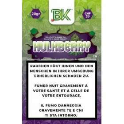 Hulk Berry - Biokonopia - Swiss CBD Flowers, CBD flowers
