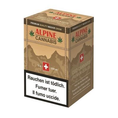 Alpine Cannabis - Indoor - CBD Suisse, Fleurs de CBD