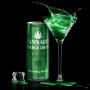 Cannabis - Energy drink with cannabis