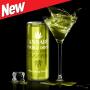 Boisson énergisante au cannabis - Goût Lime - Cannabis Energy Drink