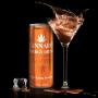 Boisson énergisante au cannabis - Goût Mango - Cannabis Energy Drink
