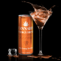 Energy drink with cannabis - Mango Flavor - Cannabis Energy Drink