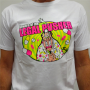 """T-Shirt Blanc Unisexe """"Legal Pusher"""" By Ivanart - Why Not"""