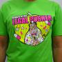 """T-Shirt Vert Unisexe """"Legal Pusher"""" By Ivanart - Why Not"""